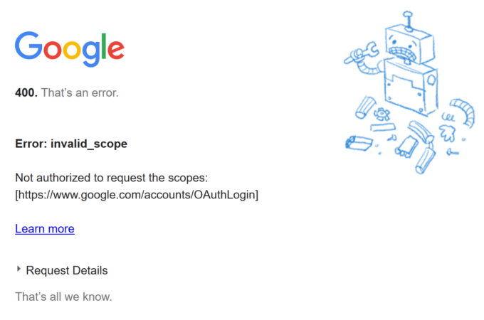 google_error400_invalid-scope