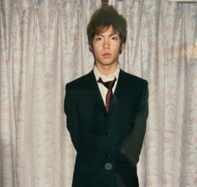 ダンサーIGの18歳写真