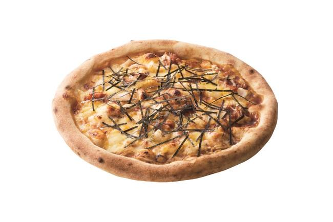 ミスドピザ もちチキンてりやきマヨ